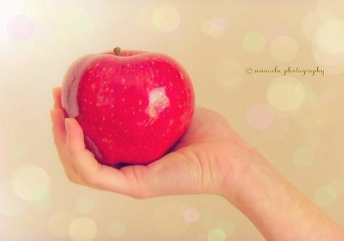 圣诞夜苹果