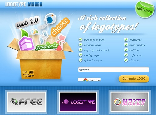 logo免费在线制作网站